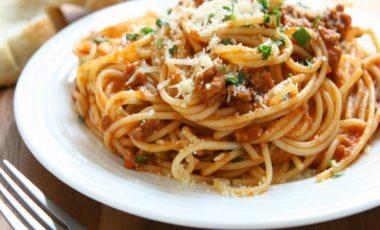 Comment faire des spaghetti ?