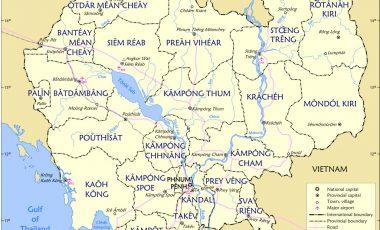 Découverte Cambodge en famille : tout est possible !