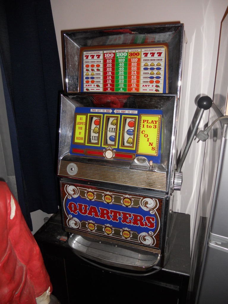 Machine a sous : casino ou Internet ?