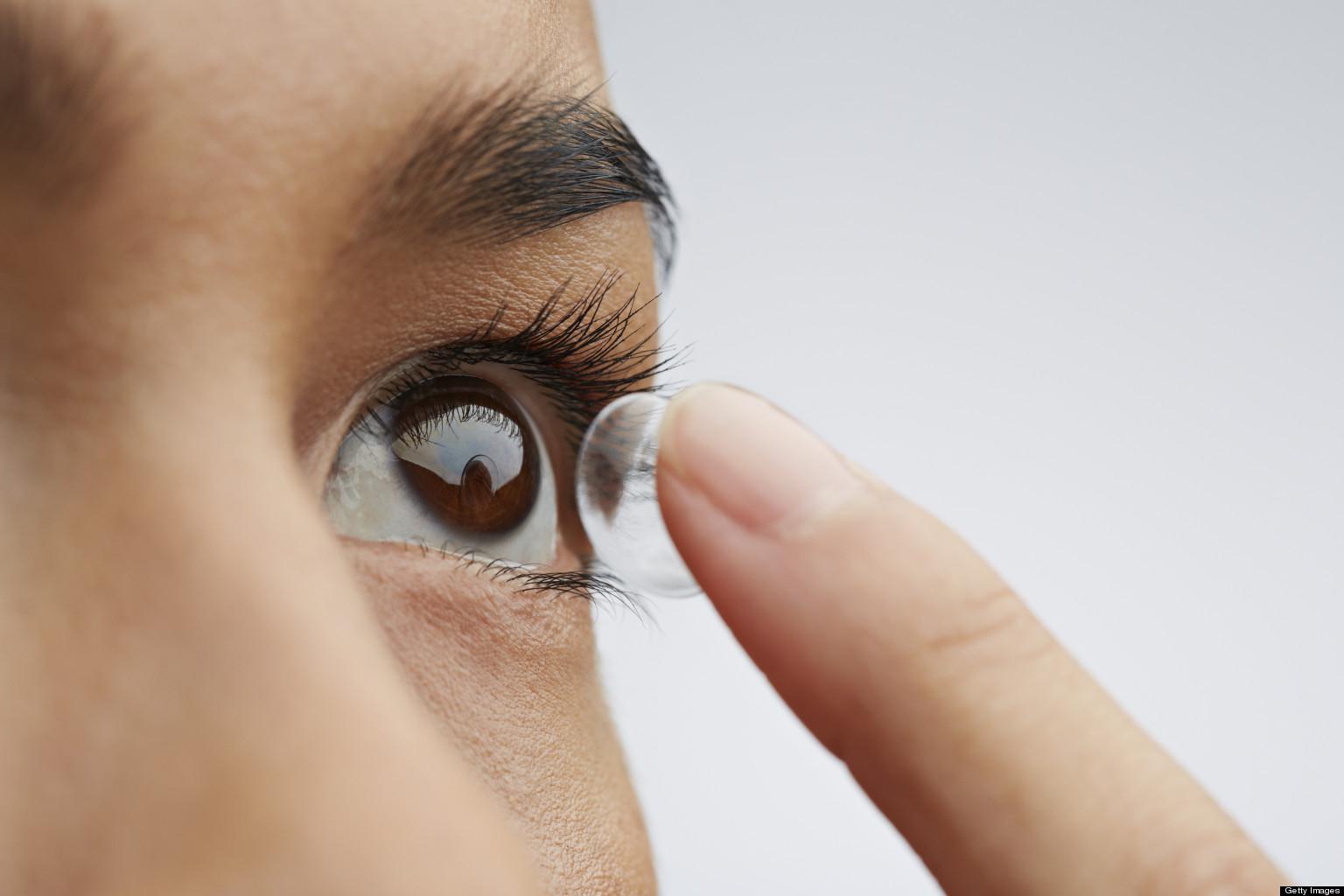 Lentille de contact : pour quels problèmes de vue ?