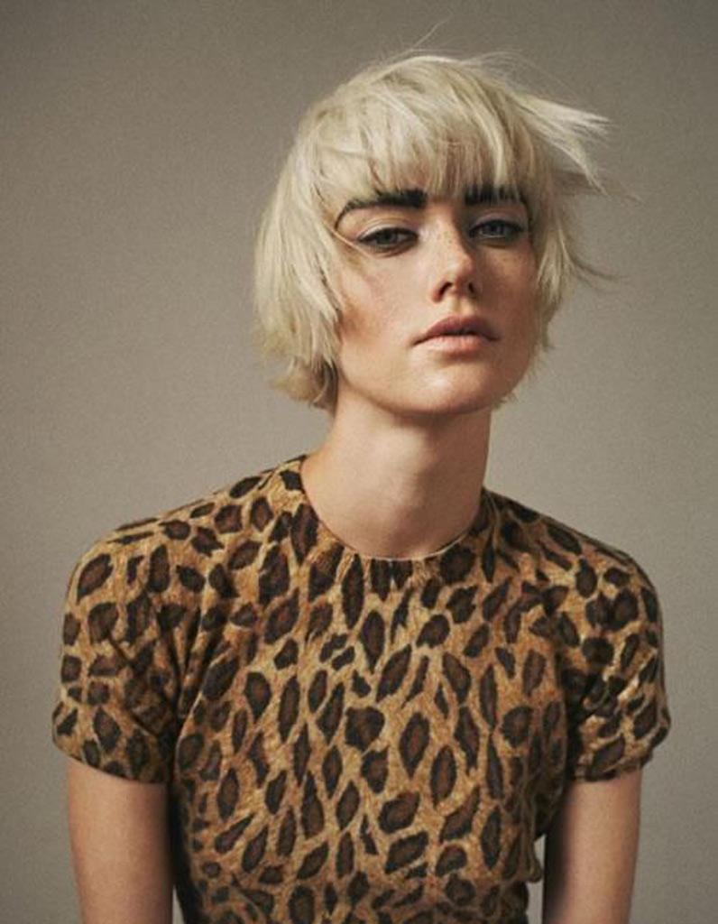 Coupe dégradée femme, la coiffure idéale