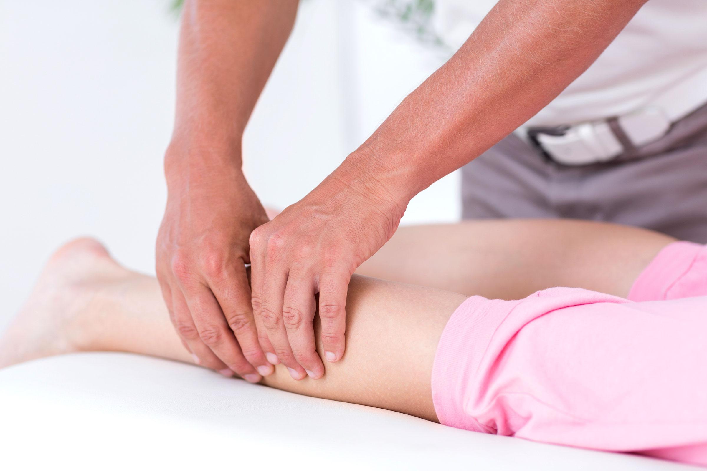 Douleur au mollet : comment l'éviter