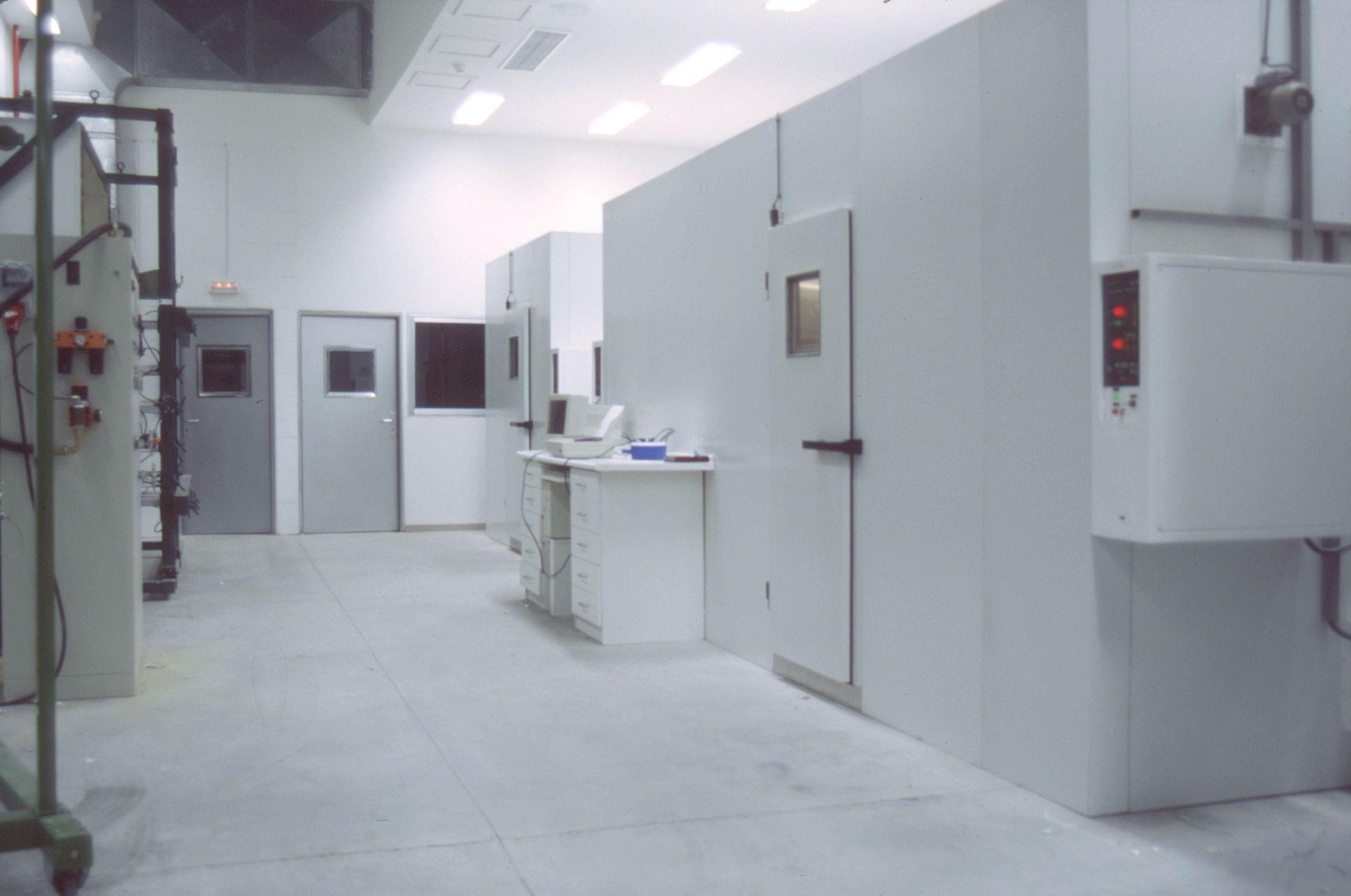 Une chambre froide dans une boucherie for Temperature chambre froide