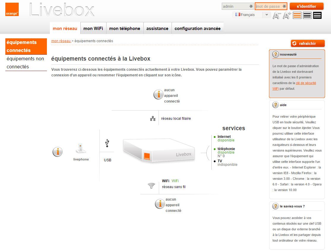 Comment configurer sa livebox ?