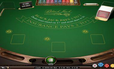 Blackjack : rien de plus pratique pour jouer