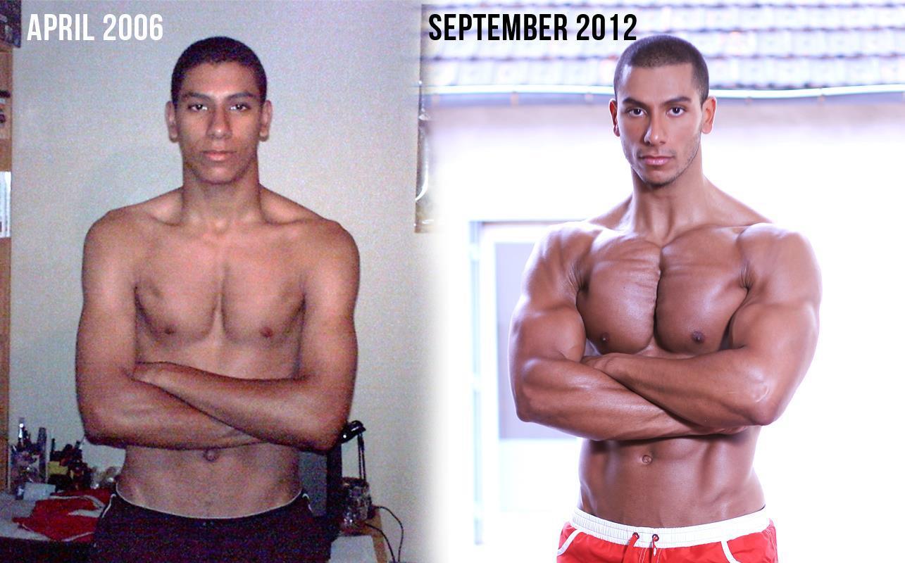 Comment devenir muscle en 1 semaine
