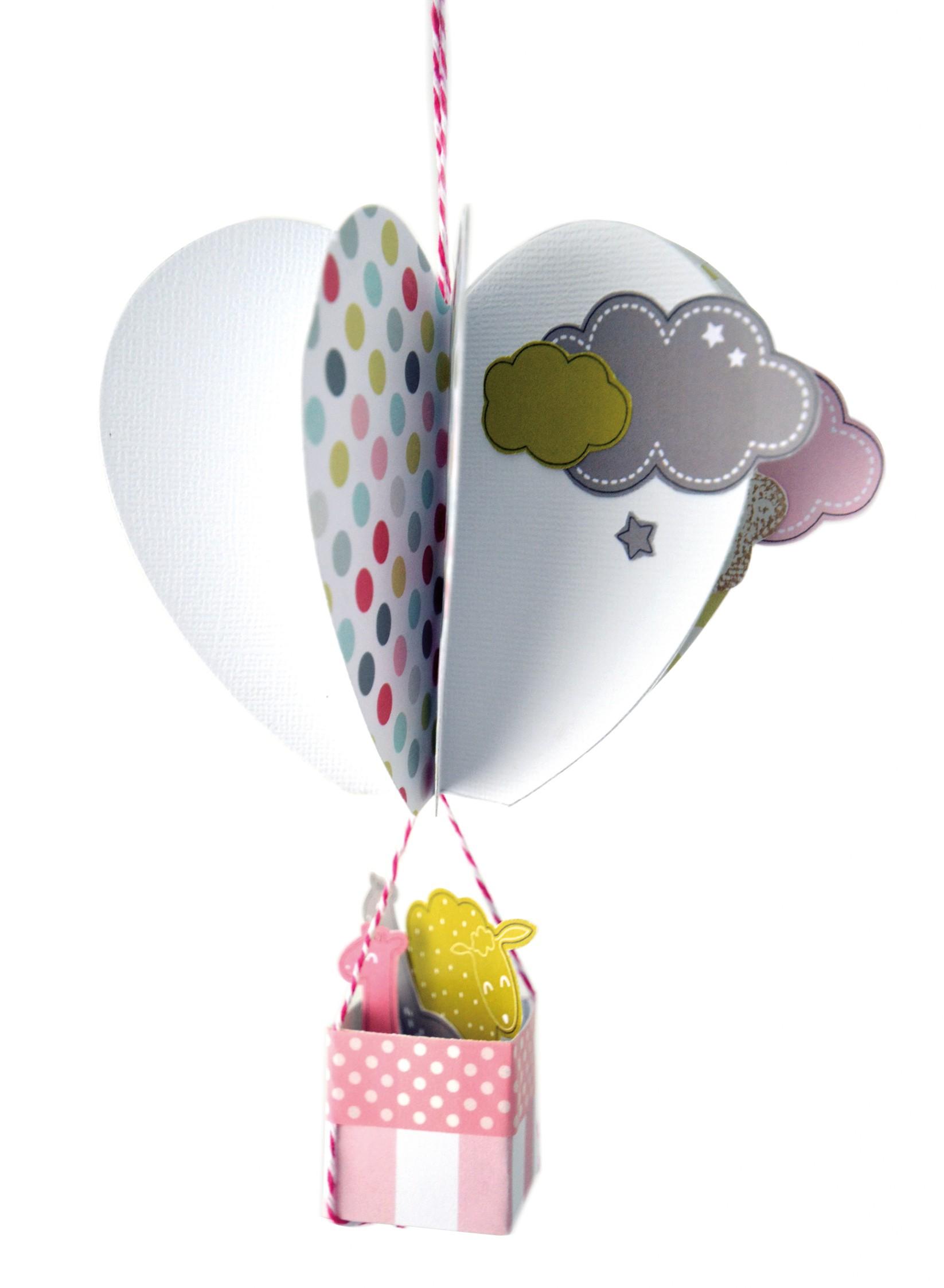 Comment faire une montgolfiere en papier