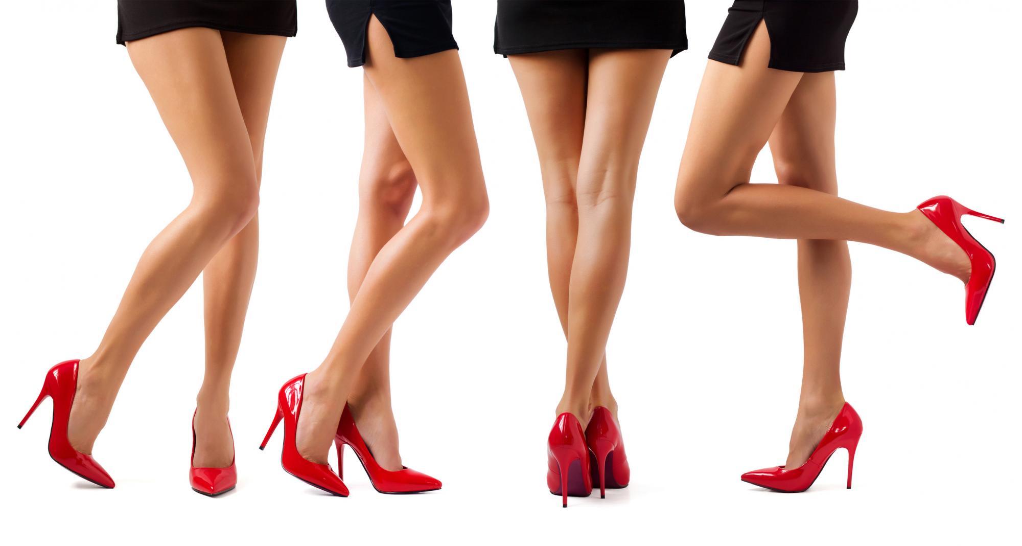 Savoir marcher avec des chaussures à talons